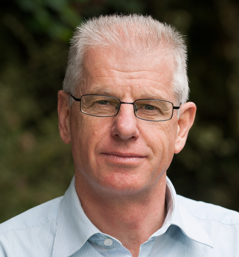 Pastor Martin Morrison