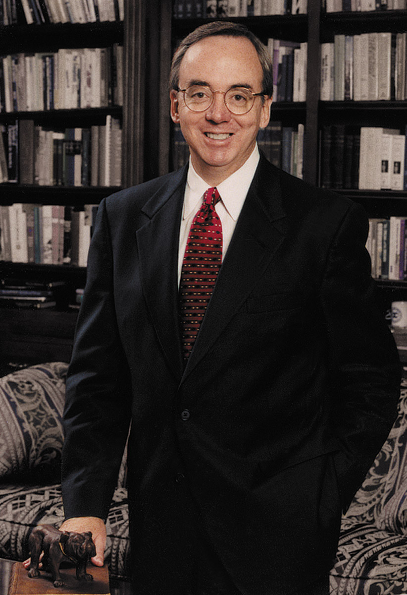David Dockery in 1996 / Union University