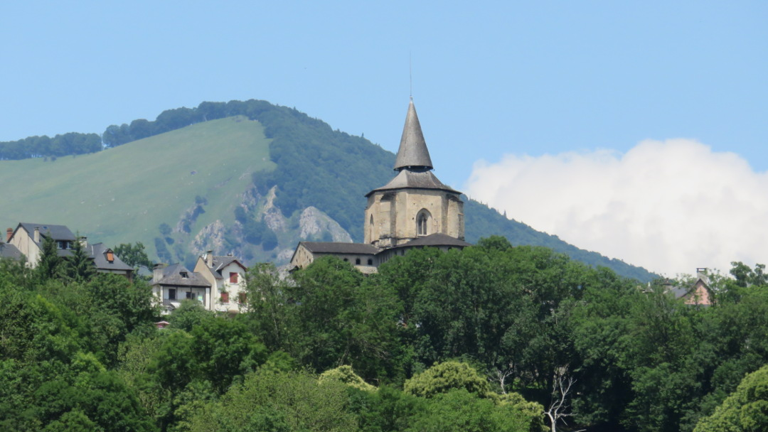 L'abbaye de Saint-Savin