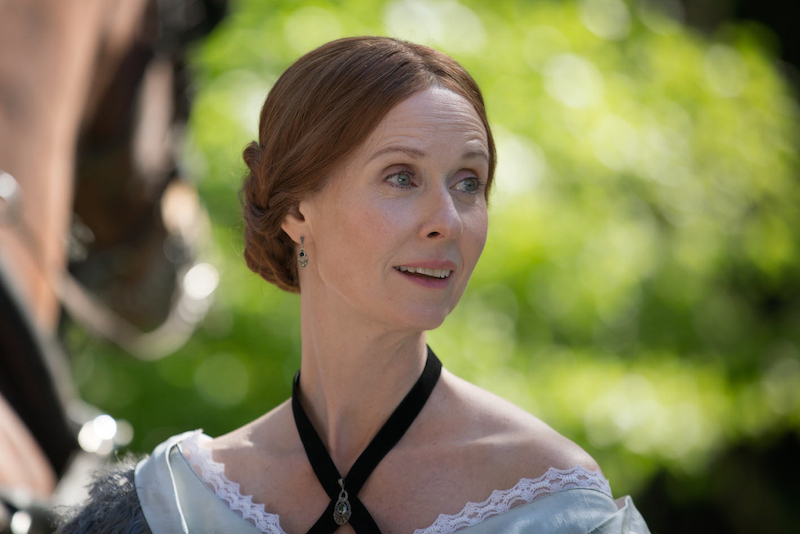 Cynthia Nixon in A Quiet Passion. © A Quiet Passion / Hurricane Films/Courtesy of Music Box Films.