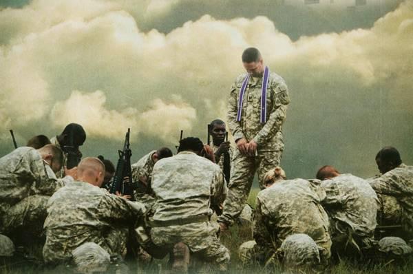 Army bunch sex