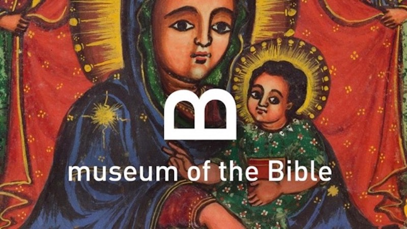Image from Museum of the Bible