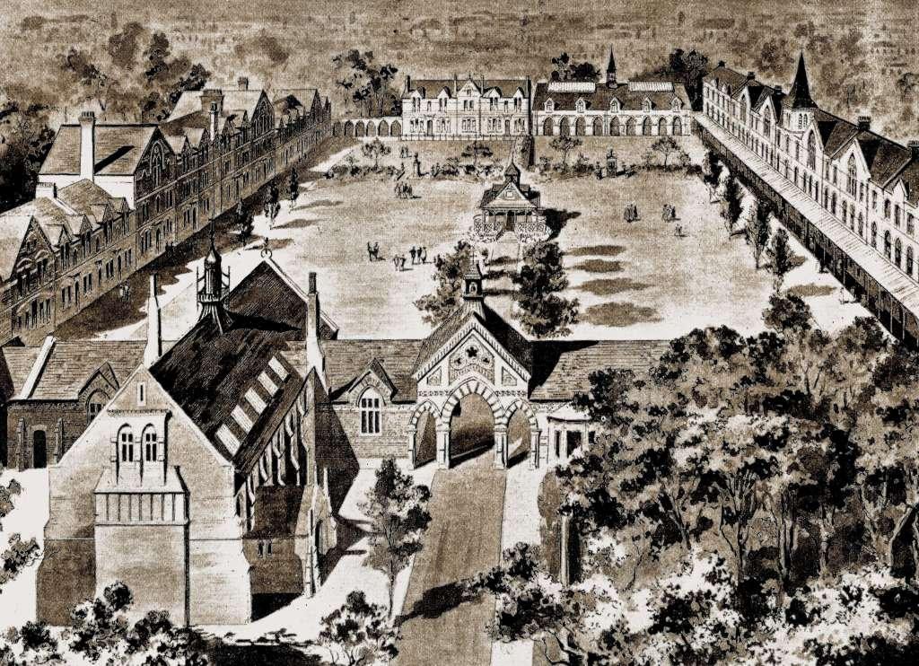 Los dos orfanatos que fundó Spurgeon