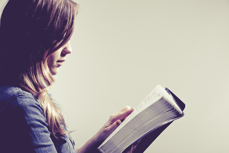 5 Steps to Meditating on Your Bible