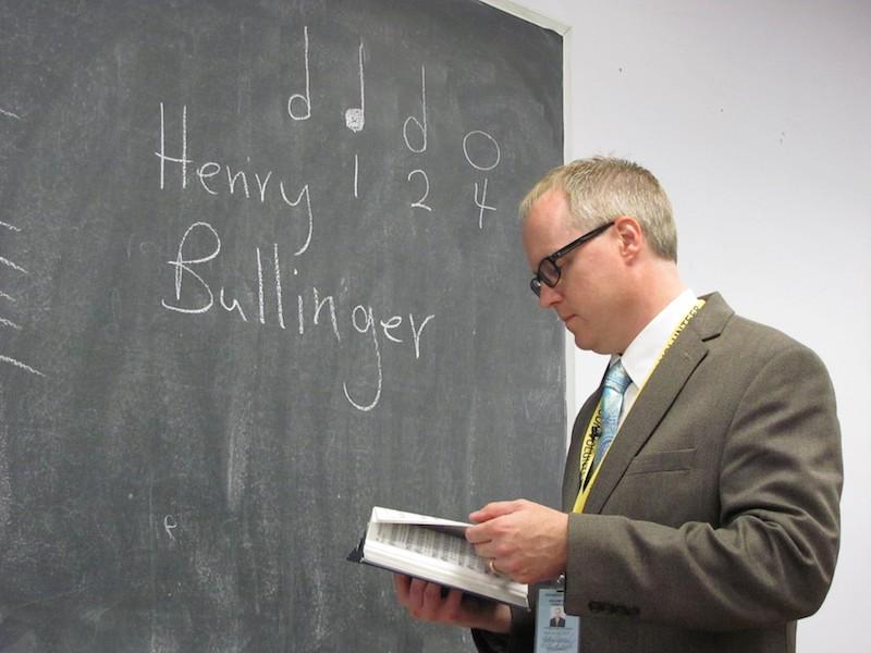 Divine Hope professor Nathan Brummel