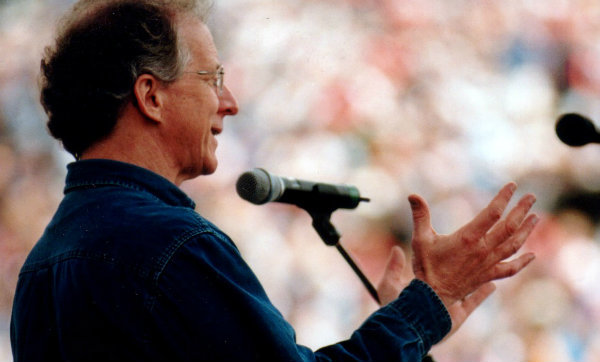 John Piper at Passion One Day 2000 / Desiring God