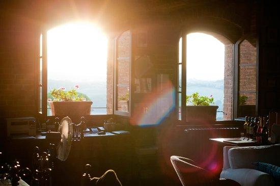 open window fresh air