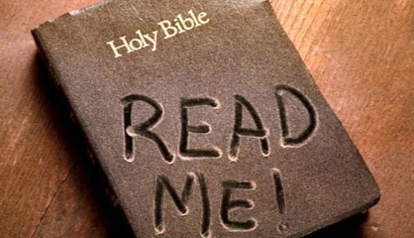 Bible dust read me