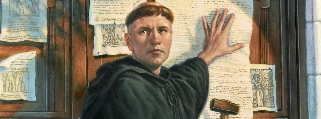 reformation thesis