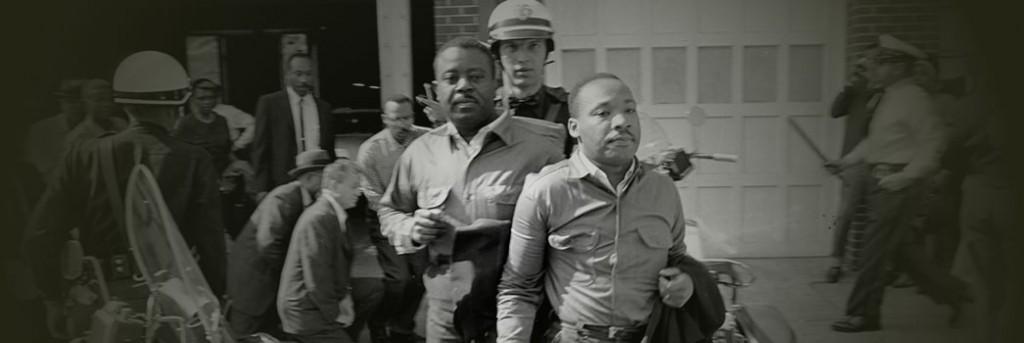 King Arrest April 12, 1963