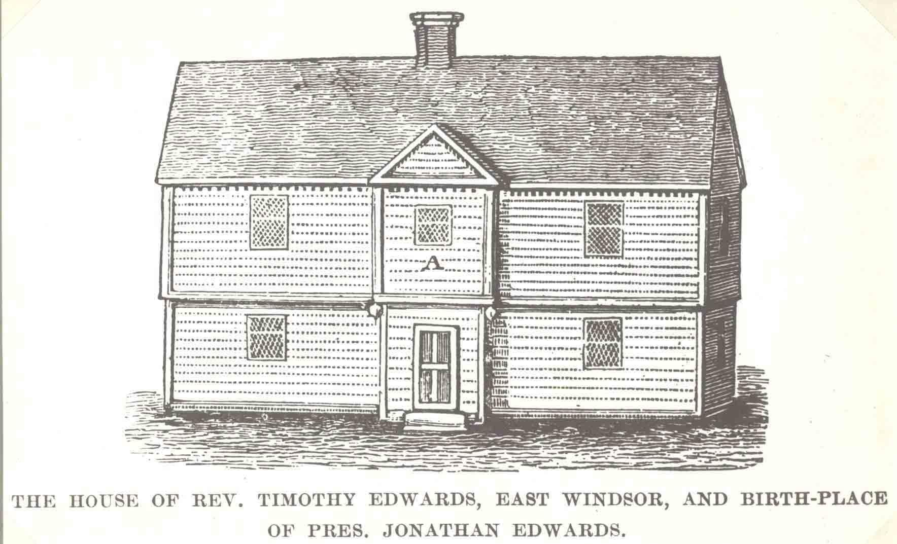 Jonathan Edwards birthplace
