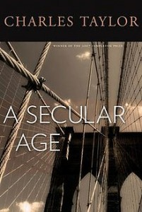 Charles Taylor's A Secular Age (Harvard University Press, 2007).