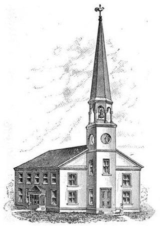 northampton church