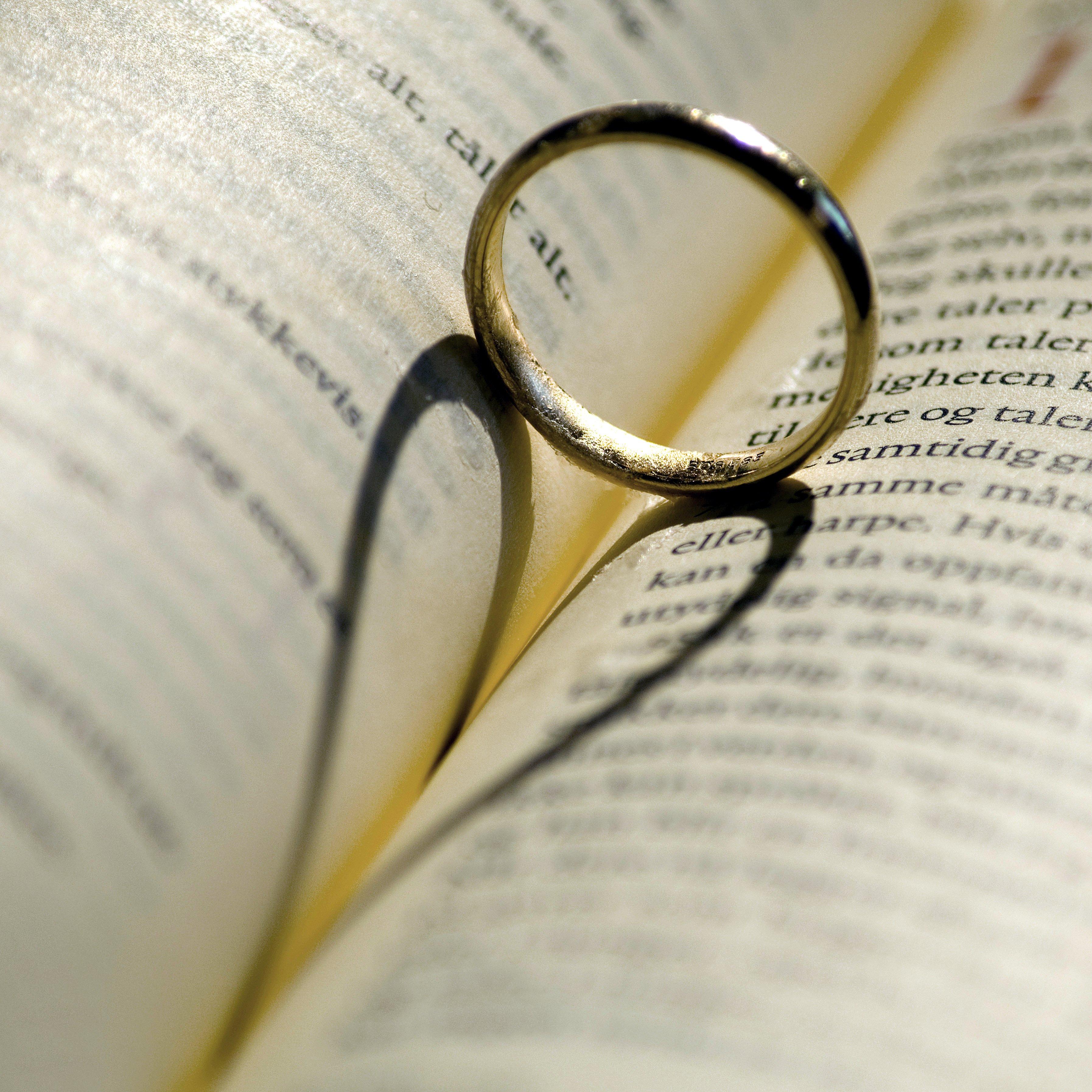 A precursor to bringing grace Marriage