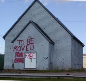closed-church