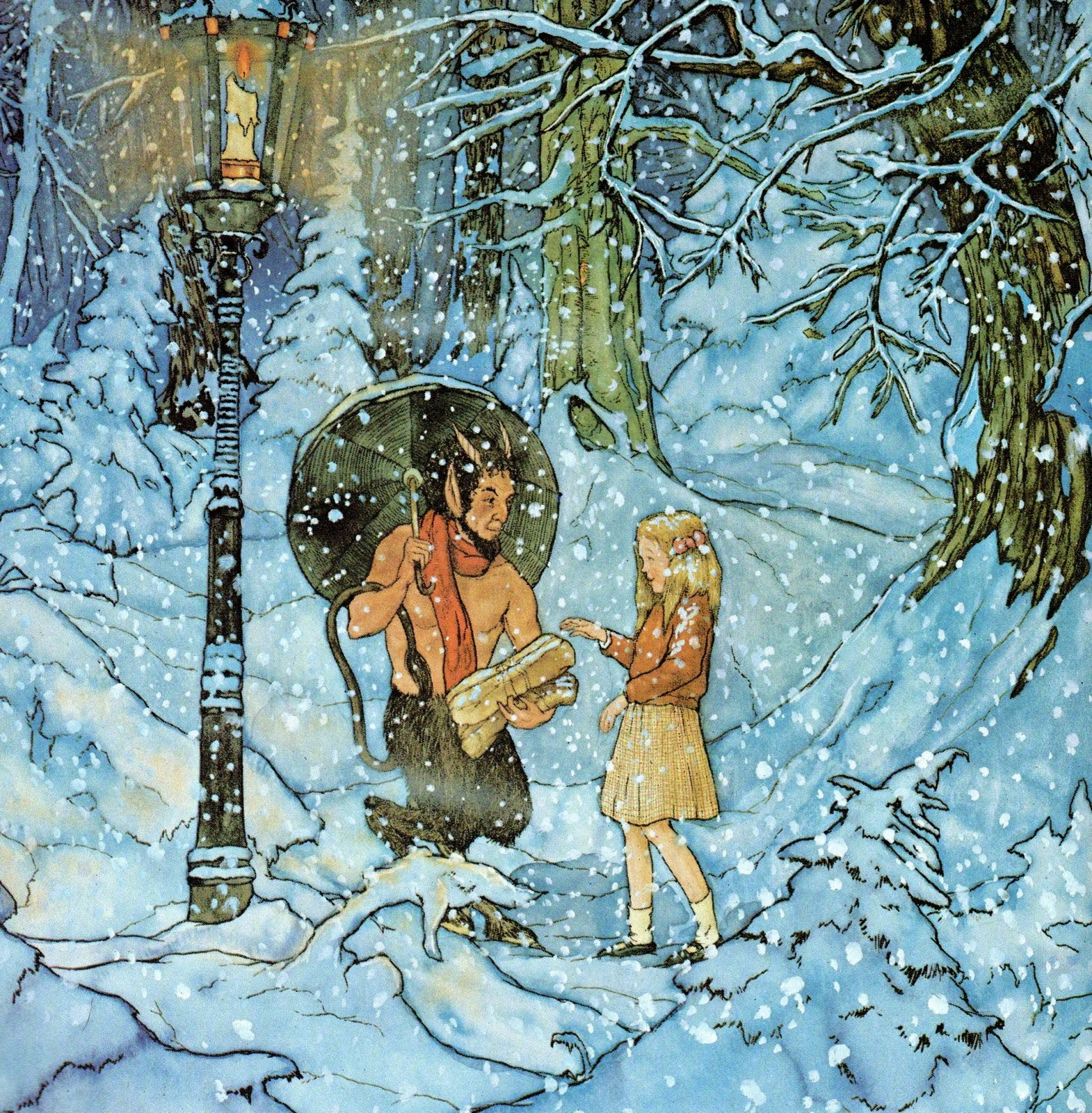 why narnia isn t allegorical narnia