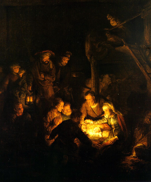 rembrandts-adoration-of-the-shepherds