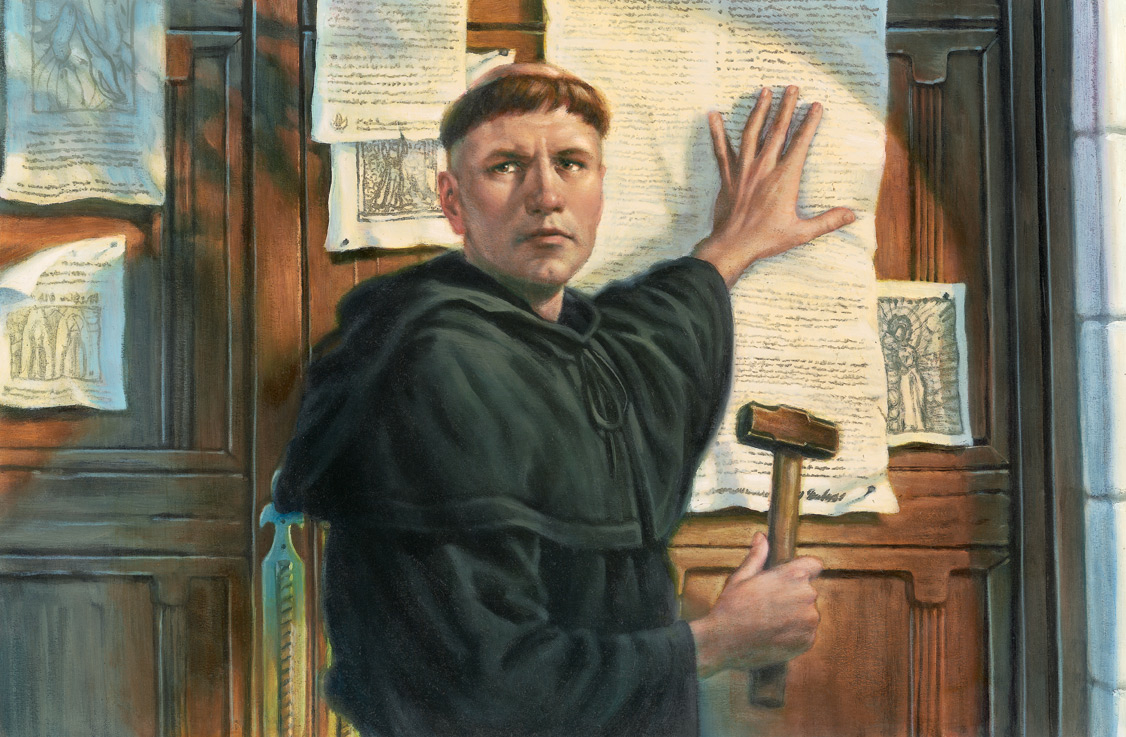 martin luther thesis 95 Martin luther 95 theses: 2017 marks the reformation's 500th anniversary | entity mag – women that do – inspire, educate, motivate.