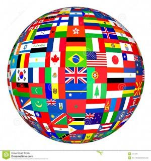 flags-globe-541425