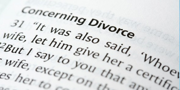 Is it a sin to marry a divorced man