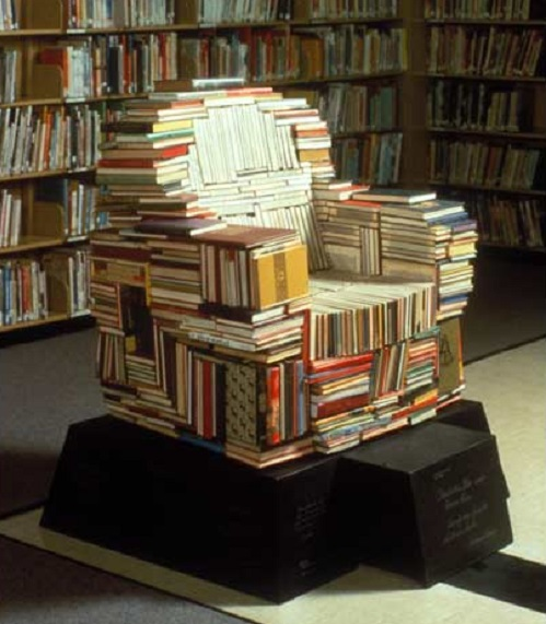 book chair 2