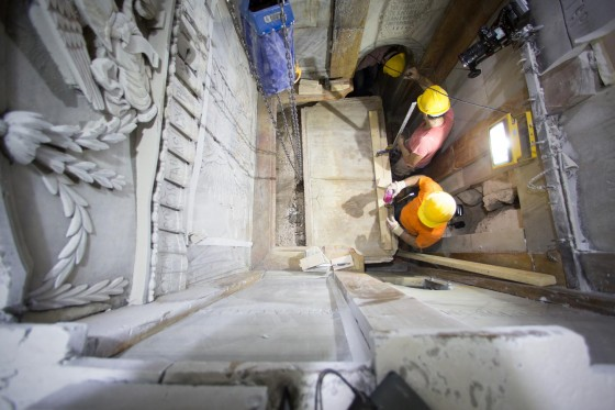 The Burial Place of Jesus Exposed for the First Time in