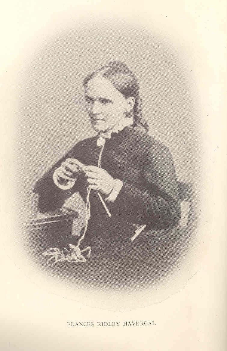 Havergal, Frances Ridley