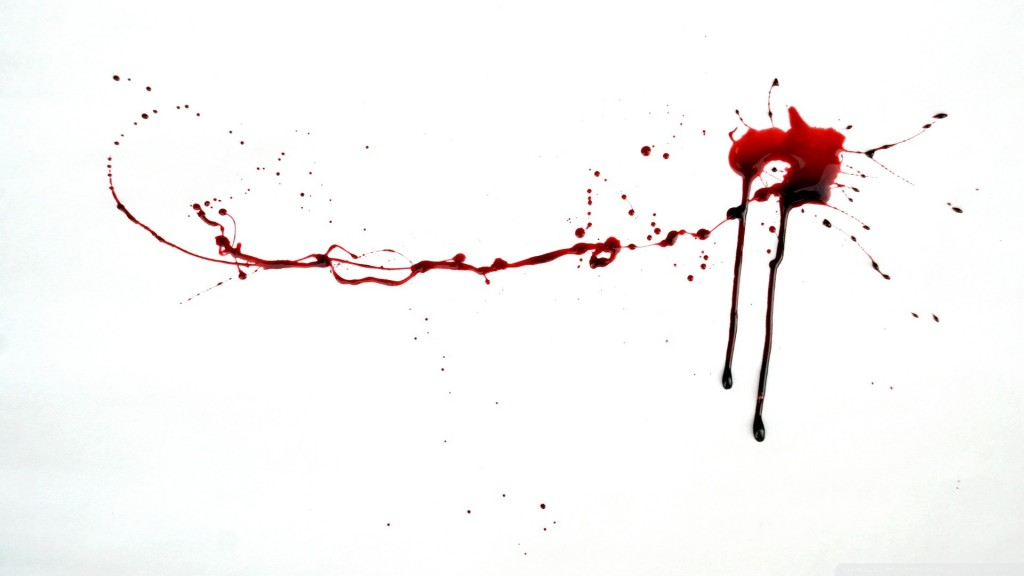 blood-splatter