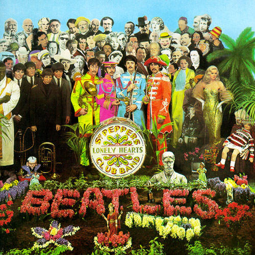 Beatles - Sgt Pepper