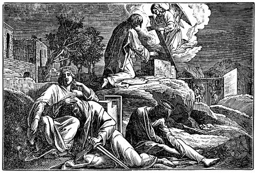 306-Jesus-in-the-Garden-of-Gethsemane-q75-500x341