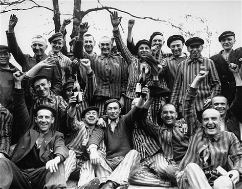 Liberation at Dachau