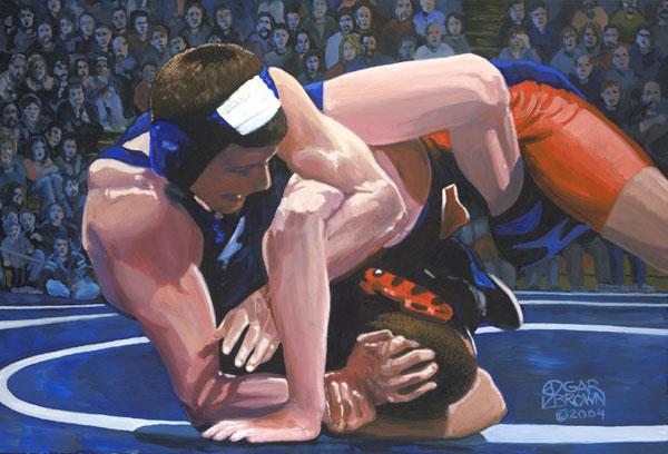 wrestling-art-ed-brown