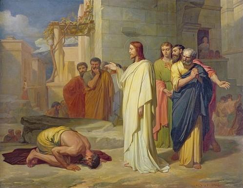 jesus-healing-the-leper-jean-marie-melchior-doze