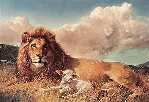jsw_jse_lion-and-the-lamb-art
