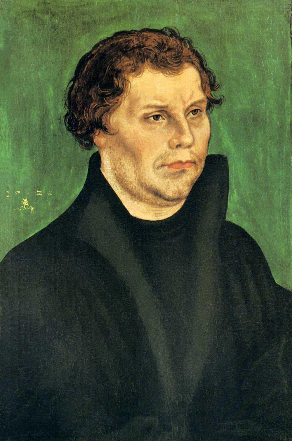 Lutero públicamente odiaba la escolástica