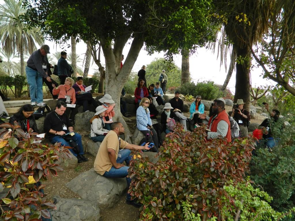 4-Mt Beatitudes, Voddie Preaching3
