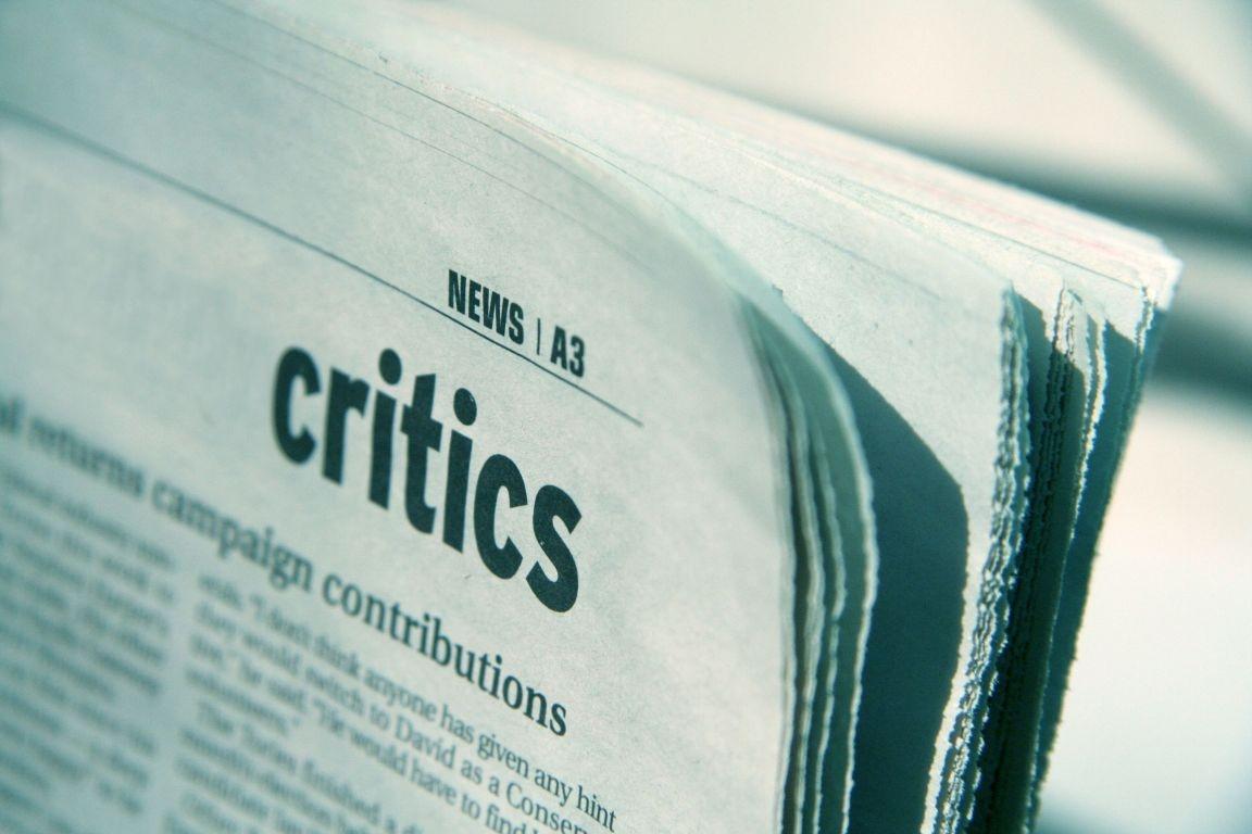 critics