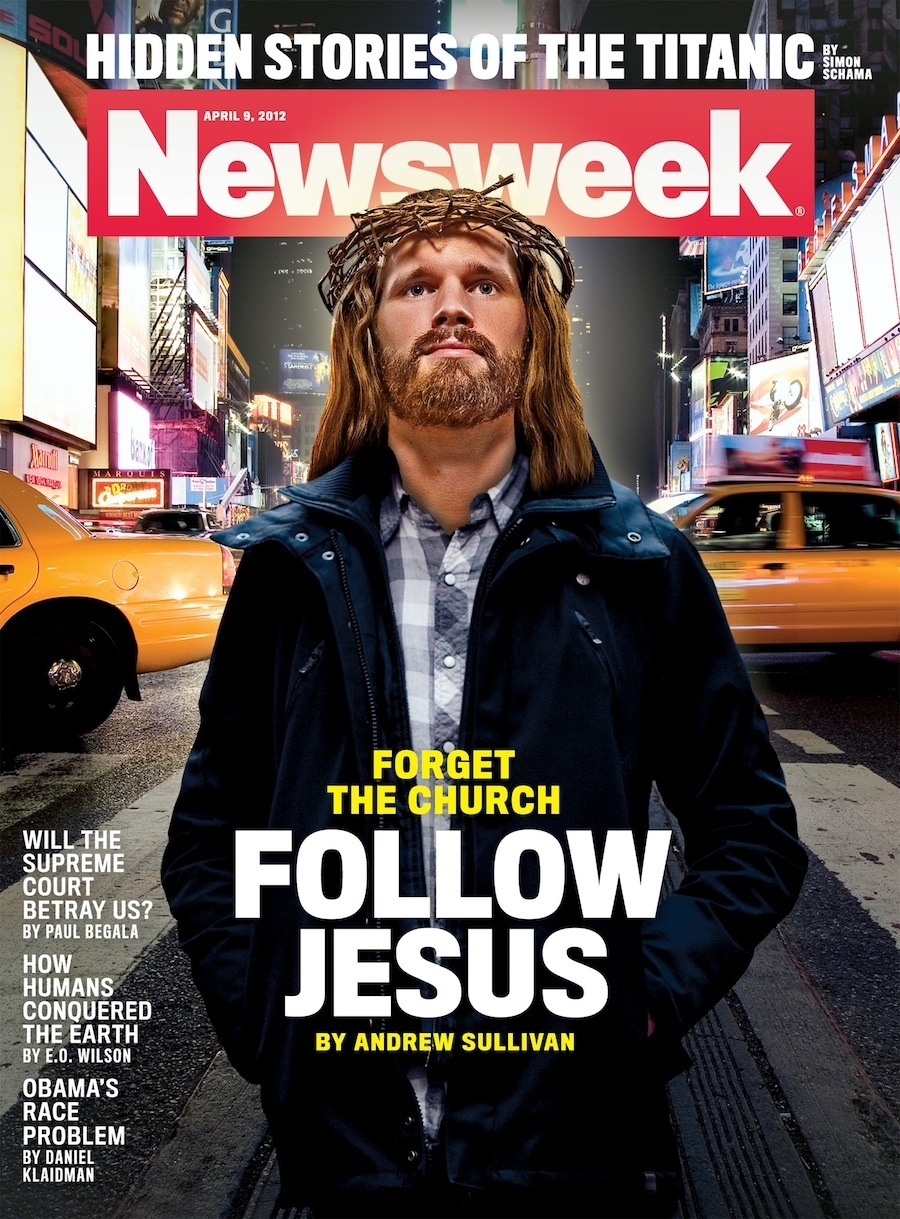 Newsweek finds Christianity again with its latest cover - Dec. 29 ...