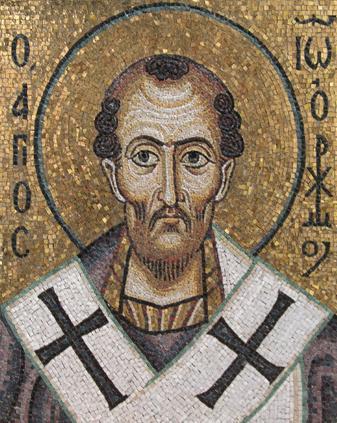 saint_john_chrysostom_archbishopofconstantinople