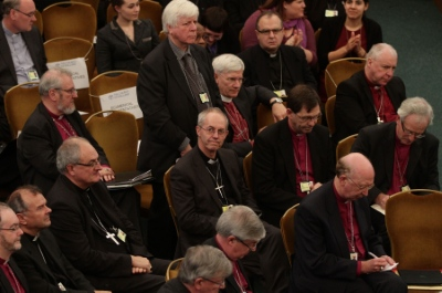 The Church of England's Synod Vote On Women Bishops