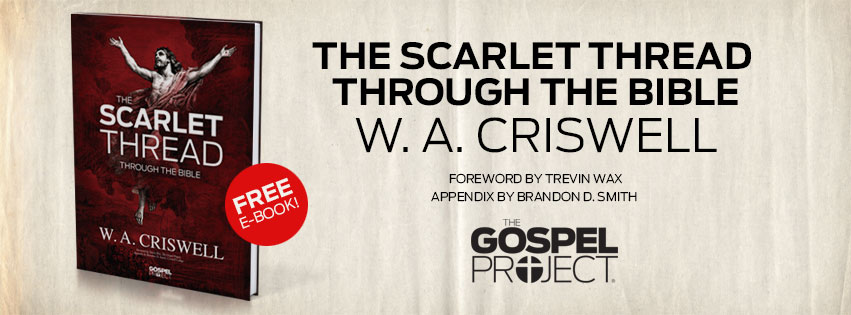 Free eBook: The Scarlet Thread Through the Bible | TGC