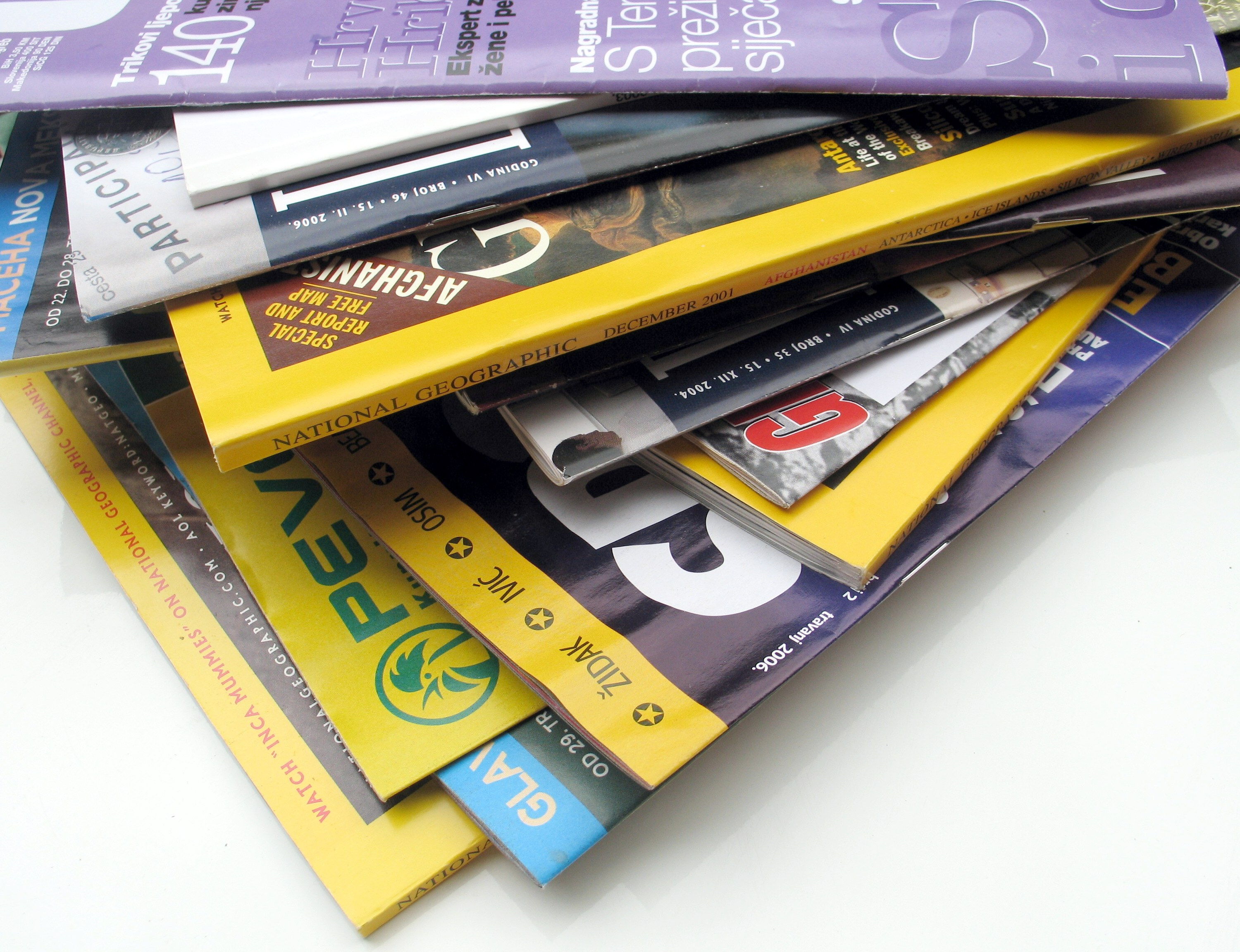magazines-in-a-bunch