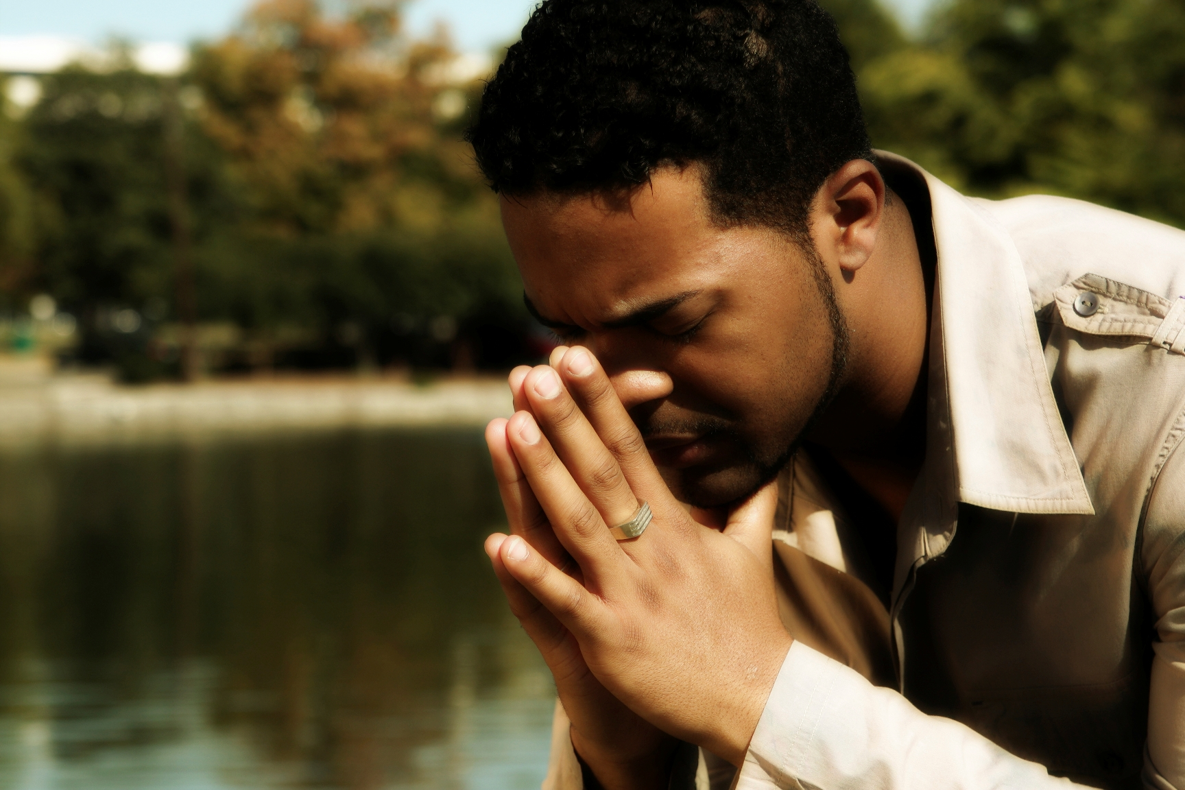man-in-prayer