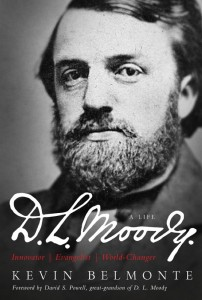 Dl Moody A Life cover photo