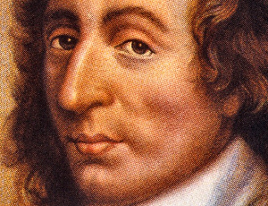 the early life and times of blaise pascal The short life of blaise pascal (1623-62) was one of intense intellectual brilliance,  physical  we seek happiness and find only wretchedness and death we are.