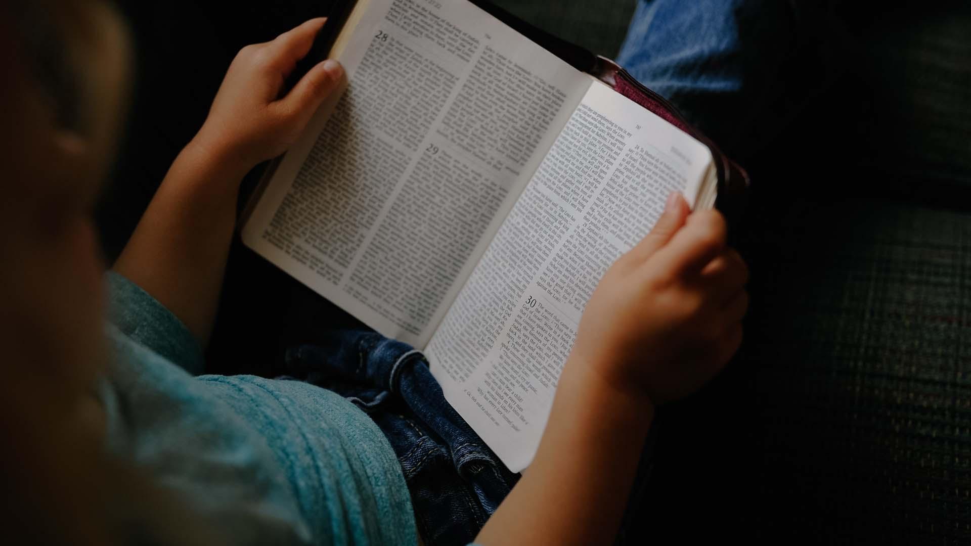 Two-Year Bible Reading Plan