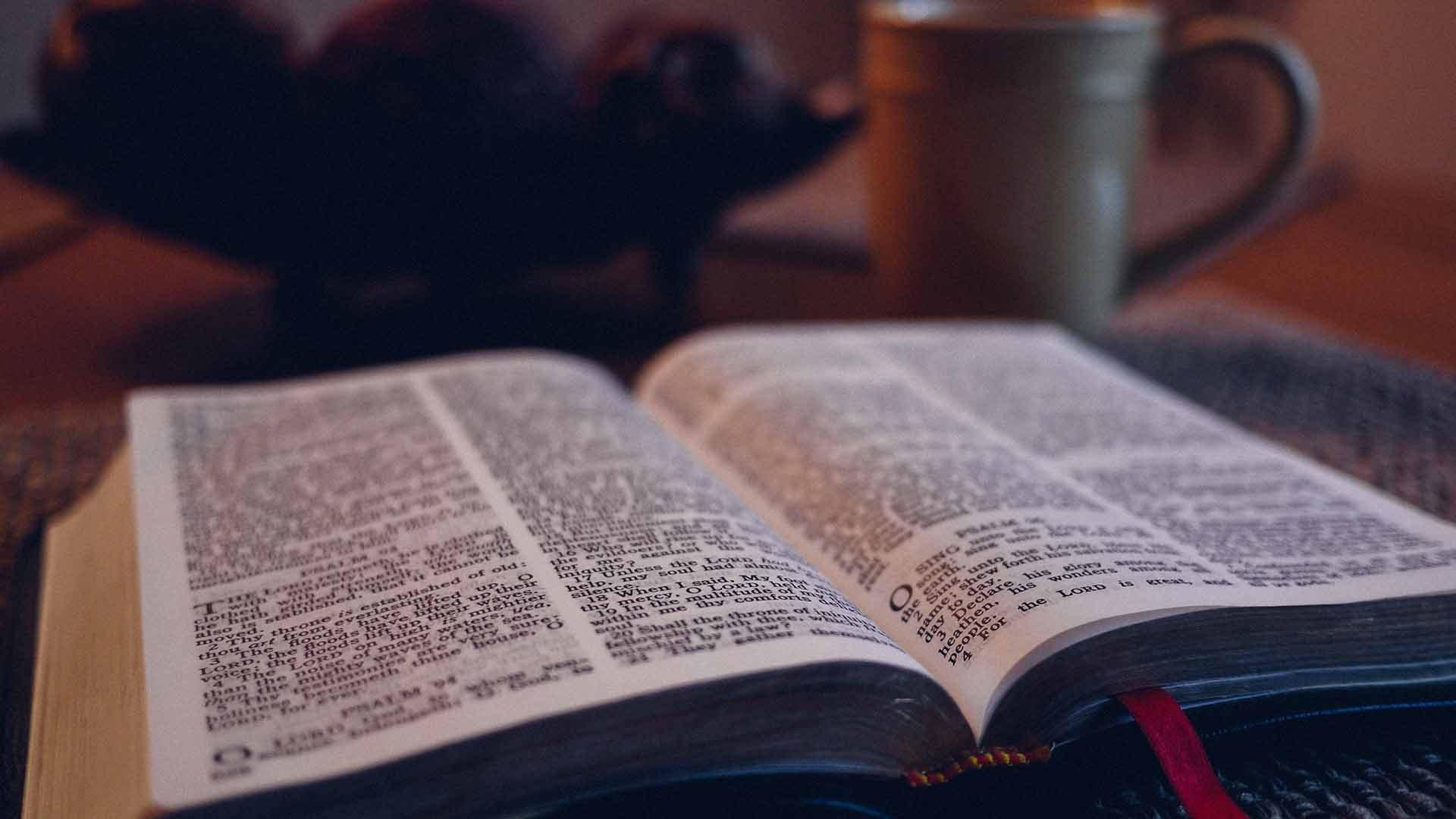 Sermon Prep: A Week in One Life