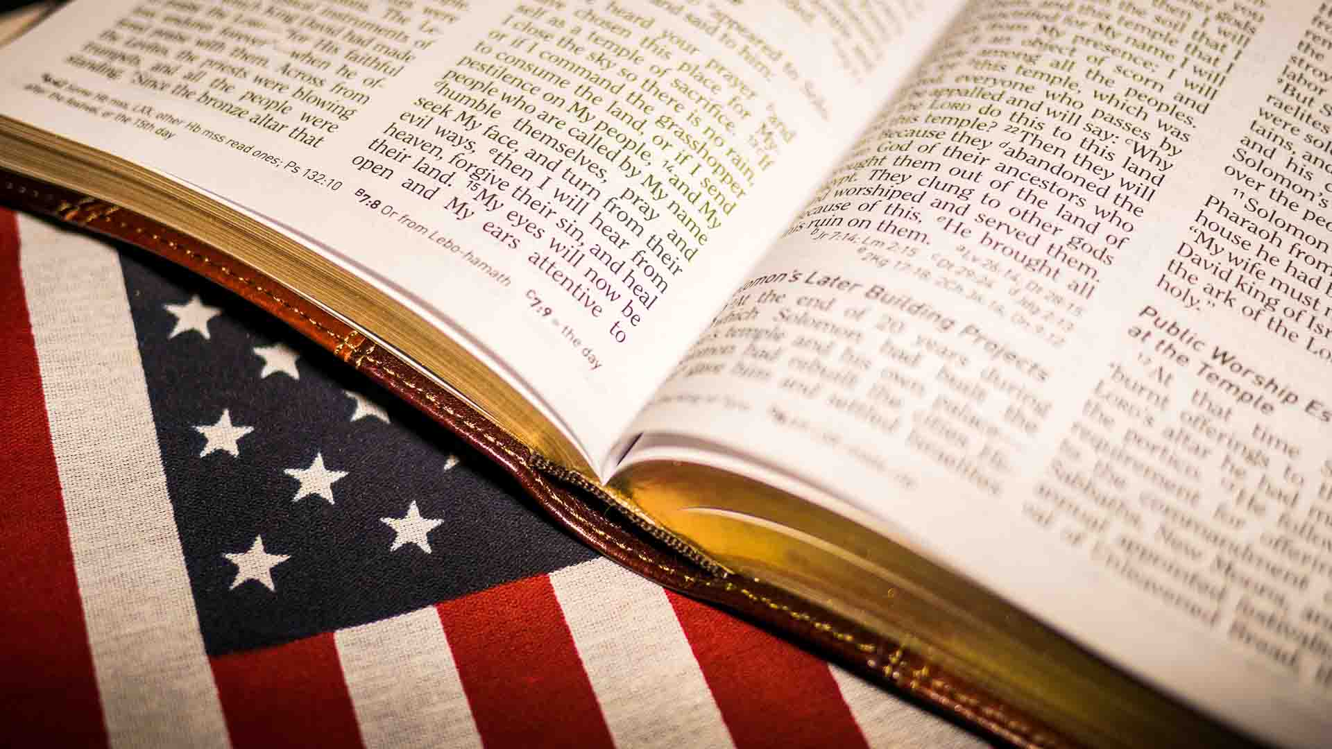 The Best Sermon on Christianity and Politics'