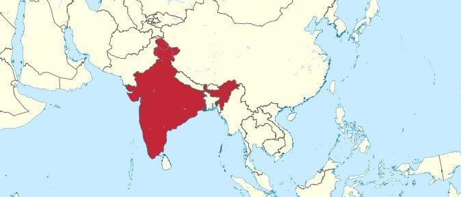 The Gospel in India