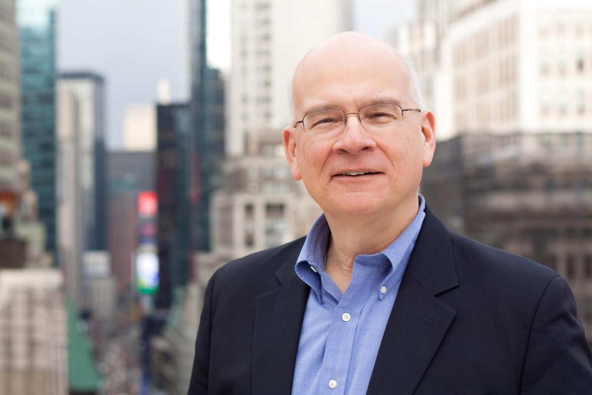 20 Quotes from Tim Keller's New Prequel to 'The Reason for God'